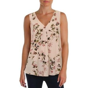 NEW!! Vince Camuto Womens Blouse V-Neck